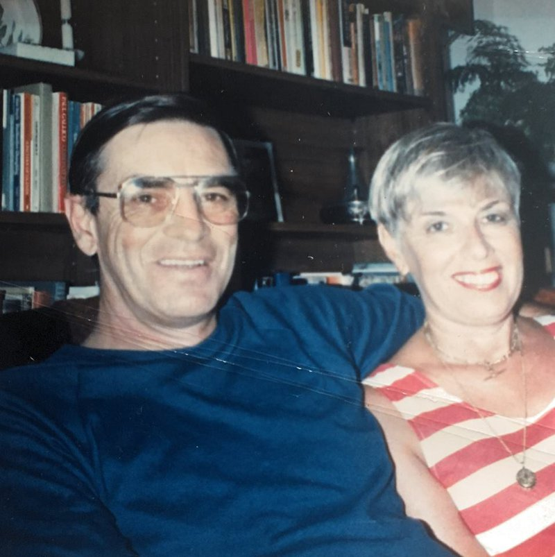 Rosemary and Stuart Gentle in earlier years