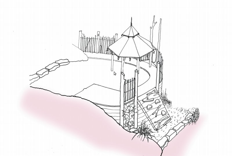 Glenaeon Play Area 1 Concept Plan
