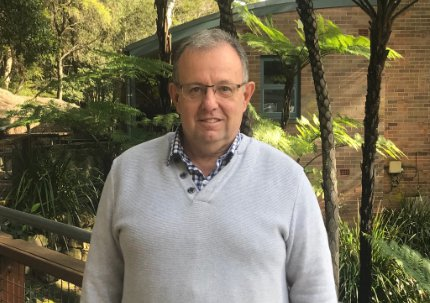 New Operations and Facilities Manager Chris Scrogie