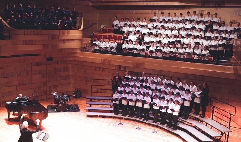 Glenaeon Music Concert  at The Concourse