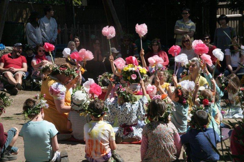 Kindergarten Spring Festival