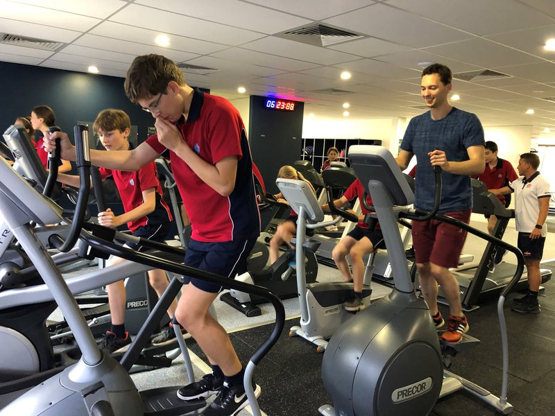 Year 9 Fitness in the Community