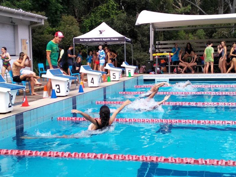 Swimming Carnival 2020