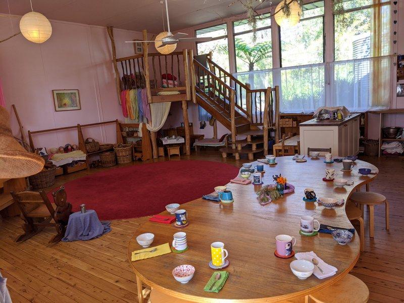 Our Kindergarten Spaces