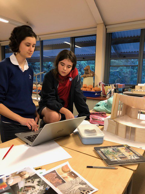 Art Space open for Class 5 to Year 12