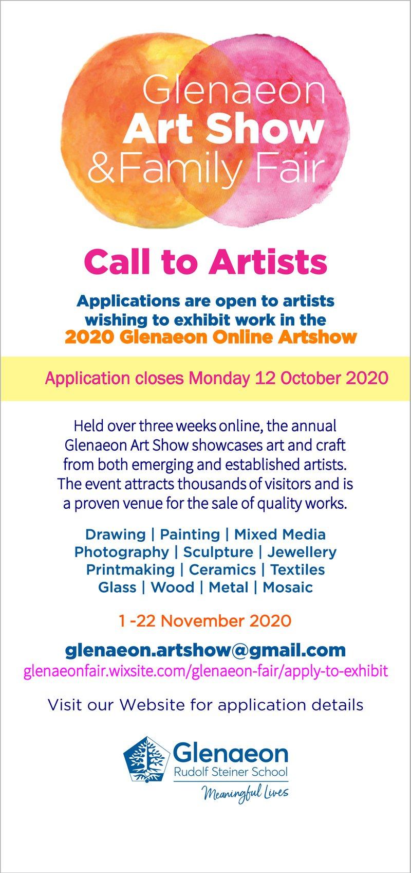 Glenaeon Art Show goes digital