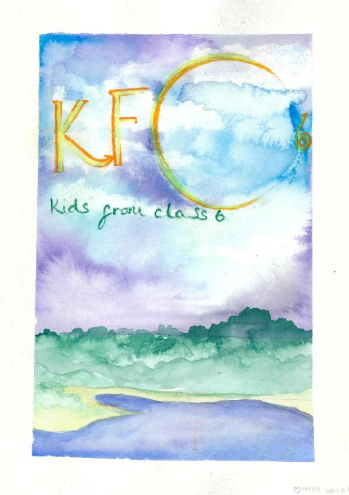 Now on sale: KFC6 magazine, $2 per copy