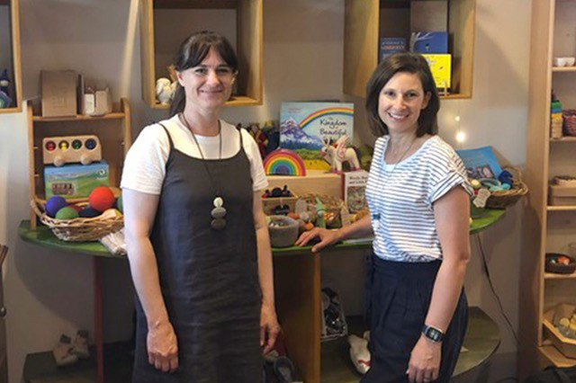 Grassroots Eco Store – Goodbye Felicity, Welcome to Taryn!