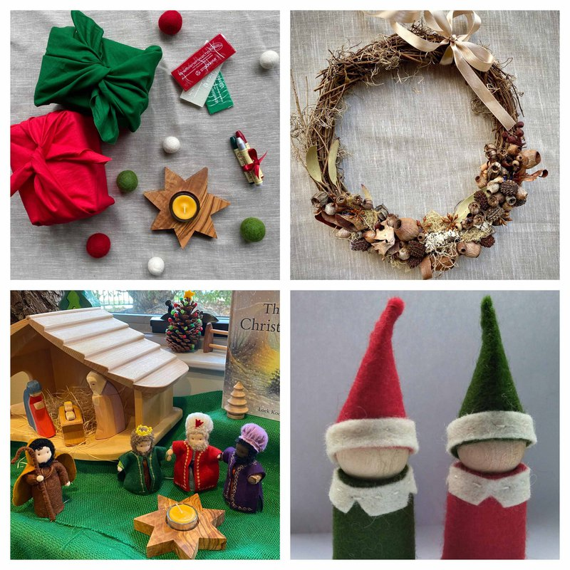 Extra shopping days in December at Grassroots Eco Store and Pre-Orders for school essentials for 2021 are now available online