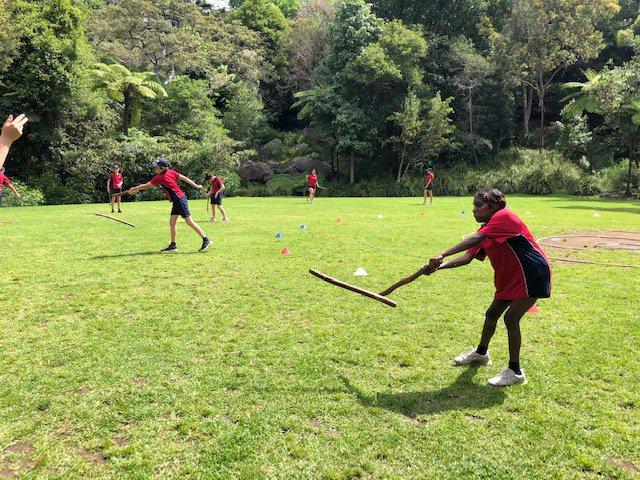 Year 9 celebrates NAIDOC Week through Sport