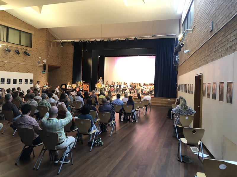Year 12 Graduation Assembly