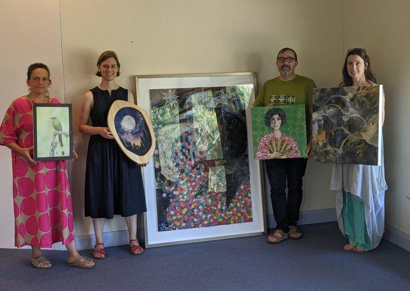 Glenaeon Art Show Success