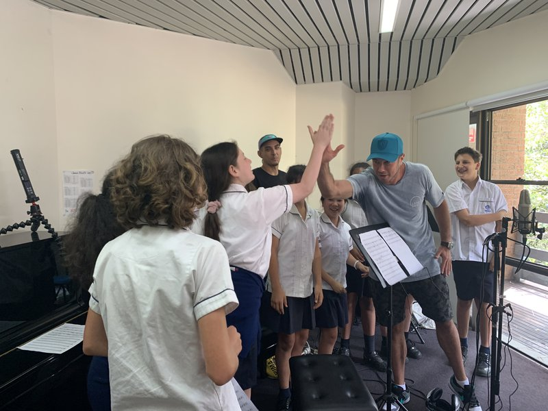 Bliss N Eso record with Year 7