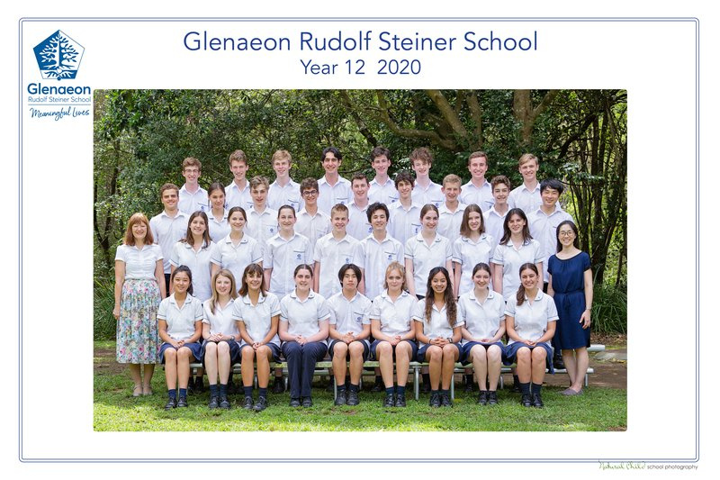 Congratulations Glenaeon Class of 2020