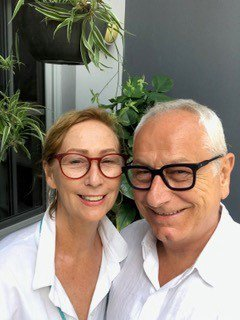 The Gentle Café – welcome Marian & Peter