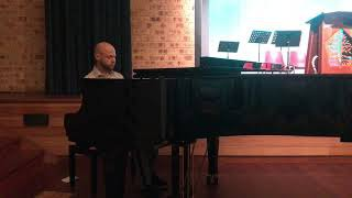 Stuart Wright's musical gift to students