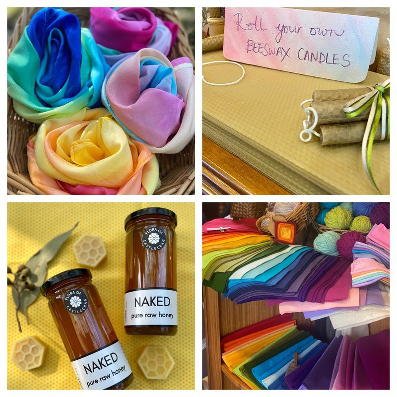 Grassroots Eco Store is brimming with Rainbows and Honey!