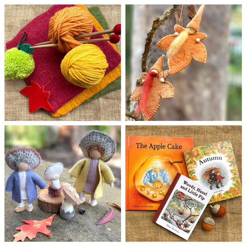 Autumn has arrived at Grassroots Eco Store!