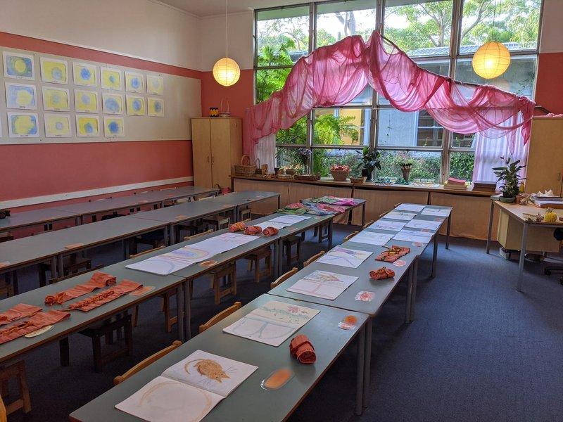 School Tours - a window into Class 1