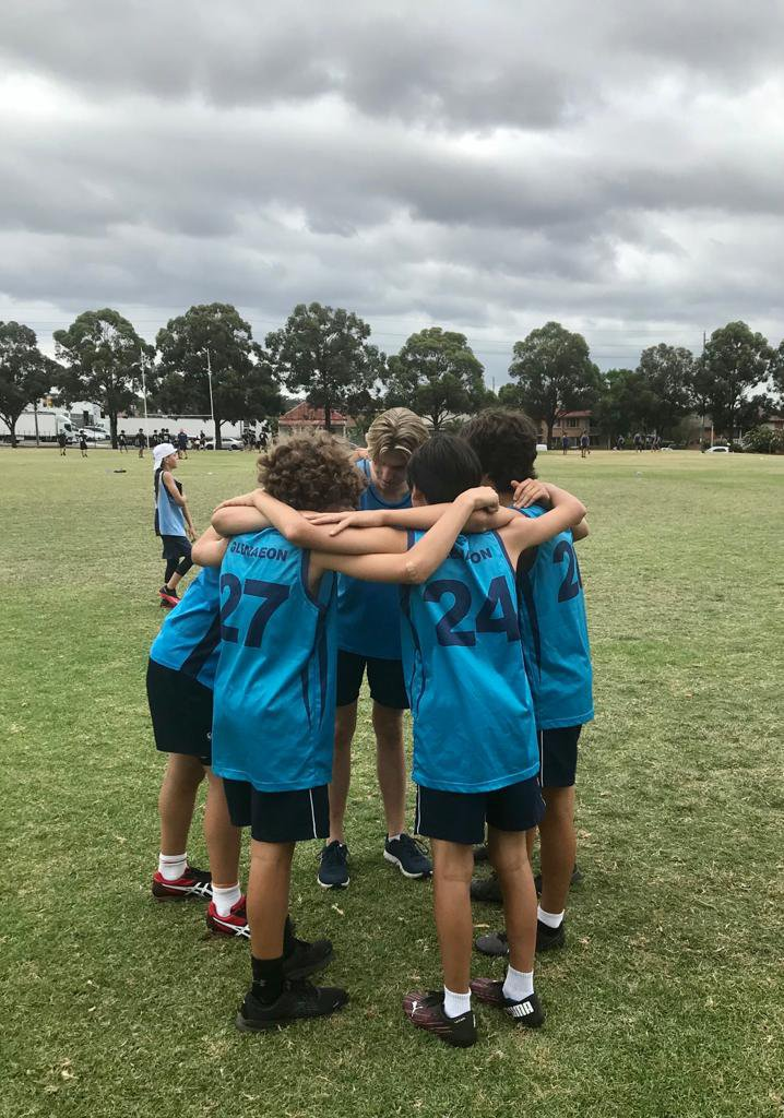 ISD Touch Football Carnival