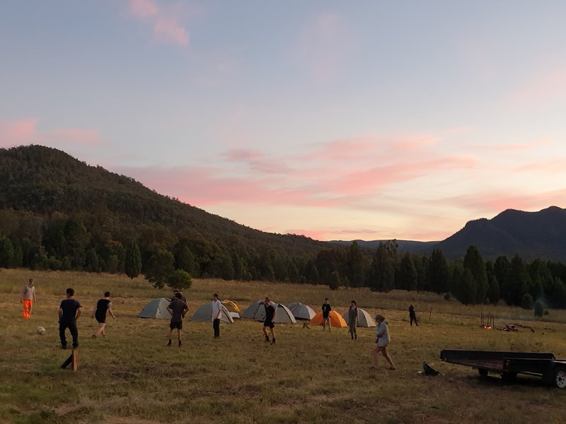 Year 12 Solo Camp