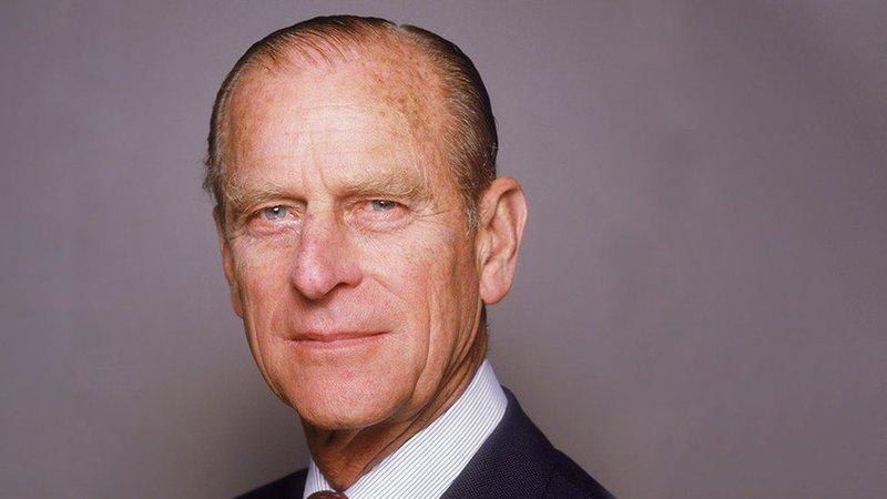 Thank you HRH The Prince Philip, Duke of Edinburgh