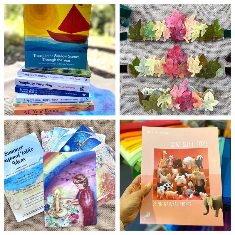 Grassroots Eco Store – New parenting and craft books to inspire