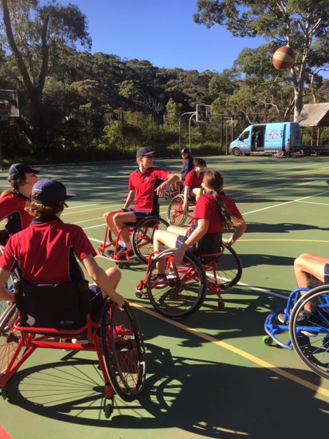 Sporting endeavours of all abilities