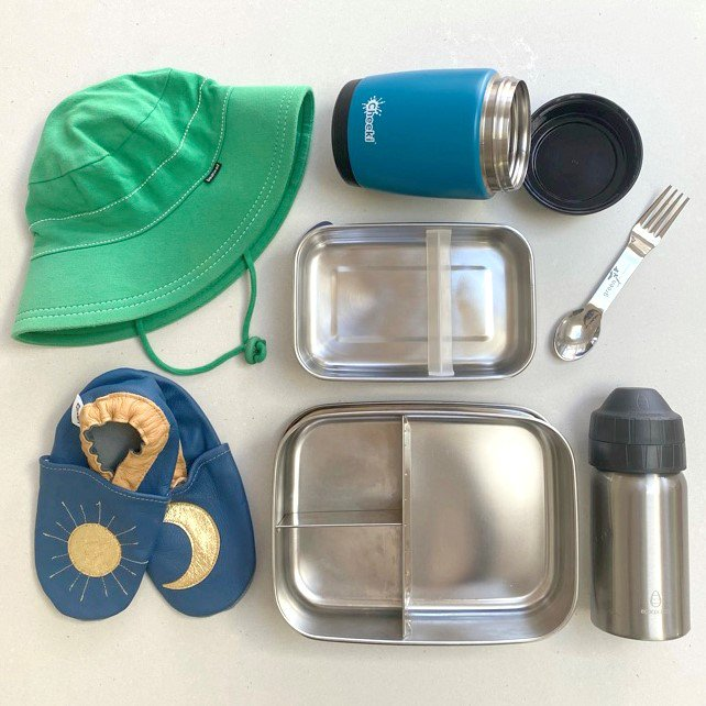 Grassroots Eco Store - Do you need new lunchboxes, hats and slippers?