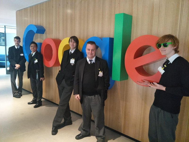 Year 11 Multimedia Google Excursion