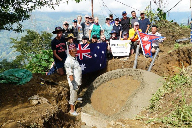 Nepal Service Trip 2019