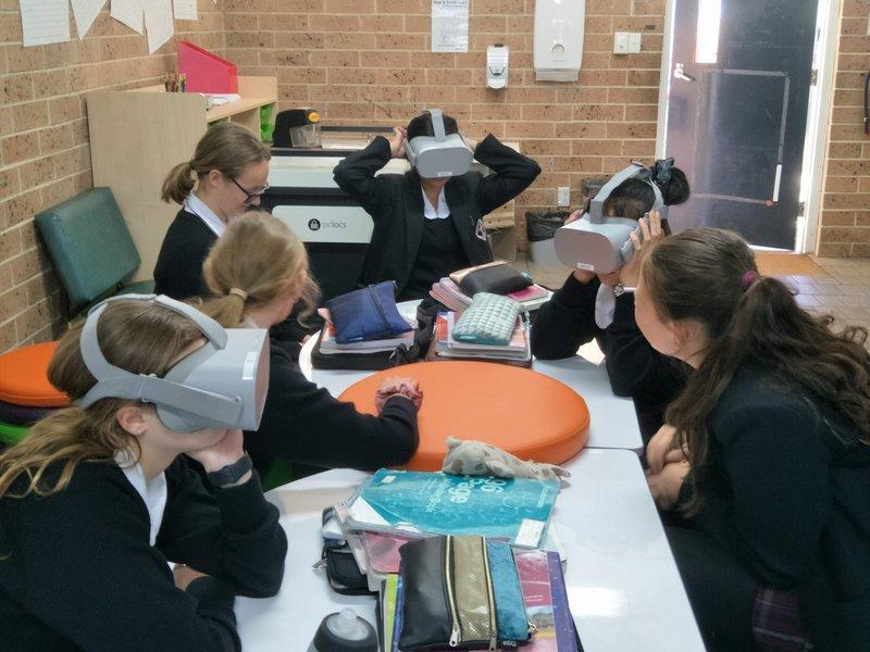 Year 8 STEM Virtual Excursion