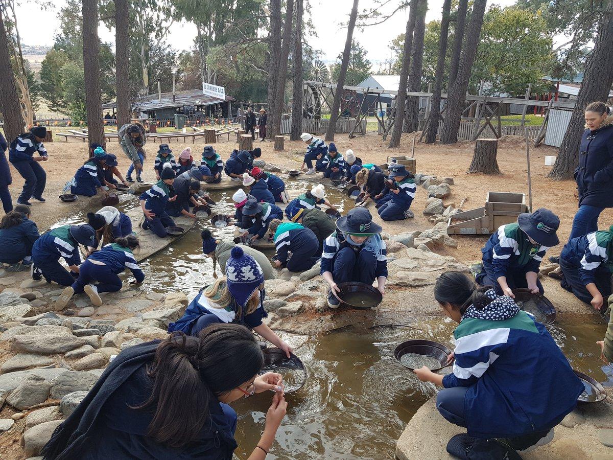 Year 5 Excursion to Bathurst Goldfields