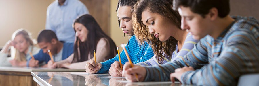 Tips on helping your child manage exam stress