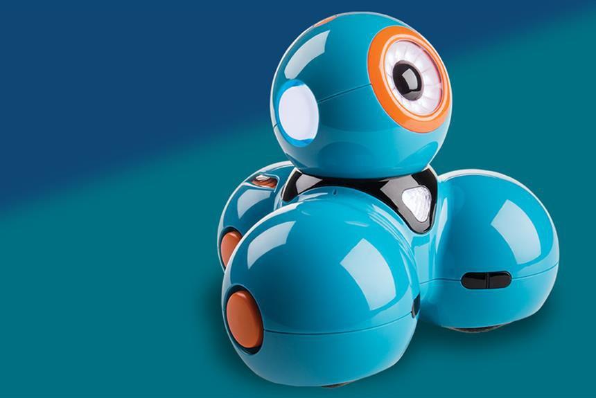 Primary Computer Coding - Dash Bots