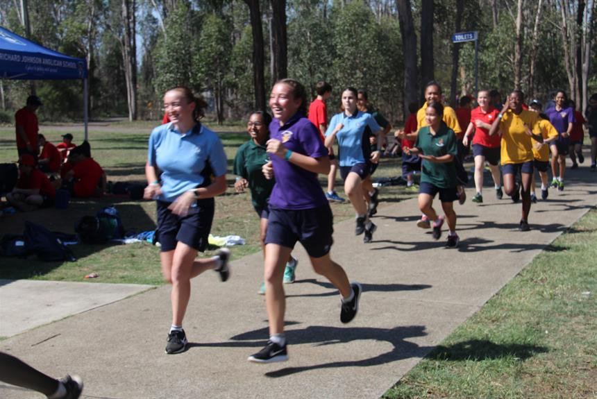 Years 3-12 Cross Country