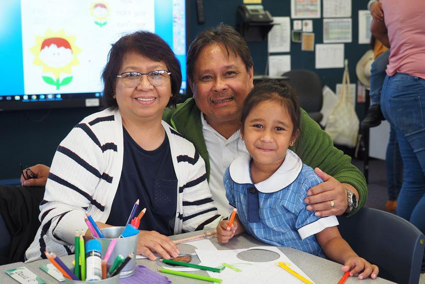 Grandparents Day at Marsden Park