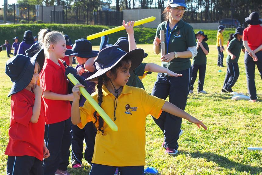 Marsden Park K-2 Mini Athletics