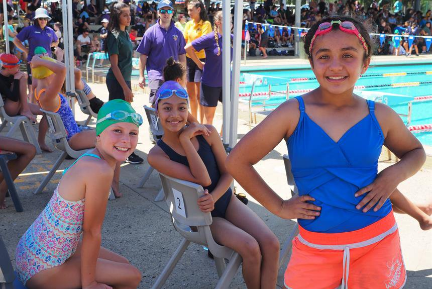 Years 3-12 Swimming Carnival 2019