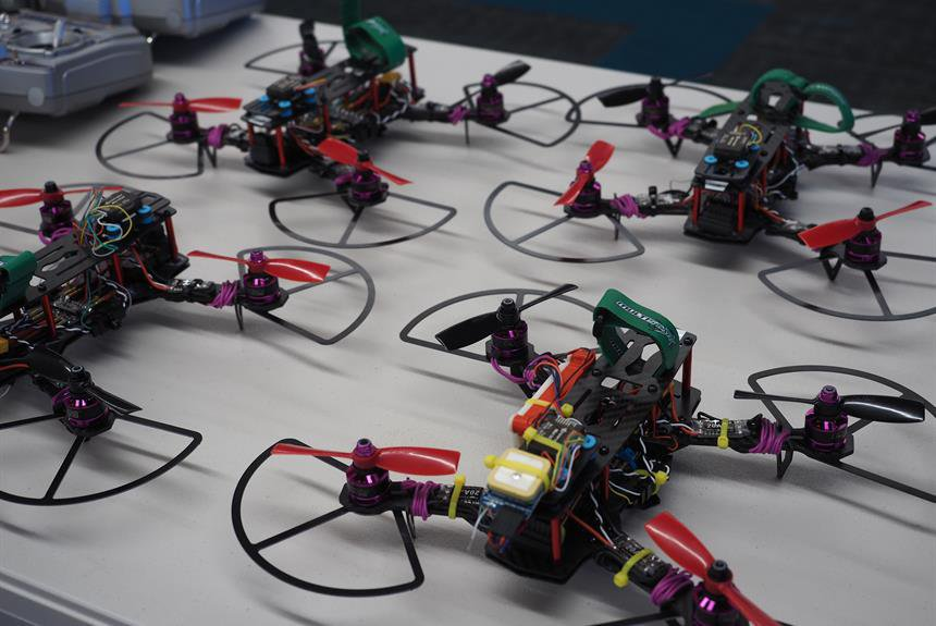 Drone Day with JAR Education