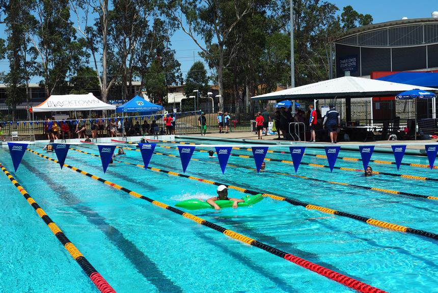 Years 3-12 Swimming Carnival 2018