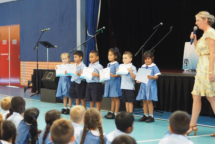 Kindergarten's First Assembly 2018