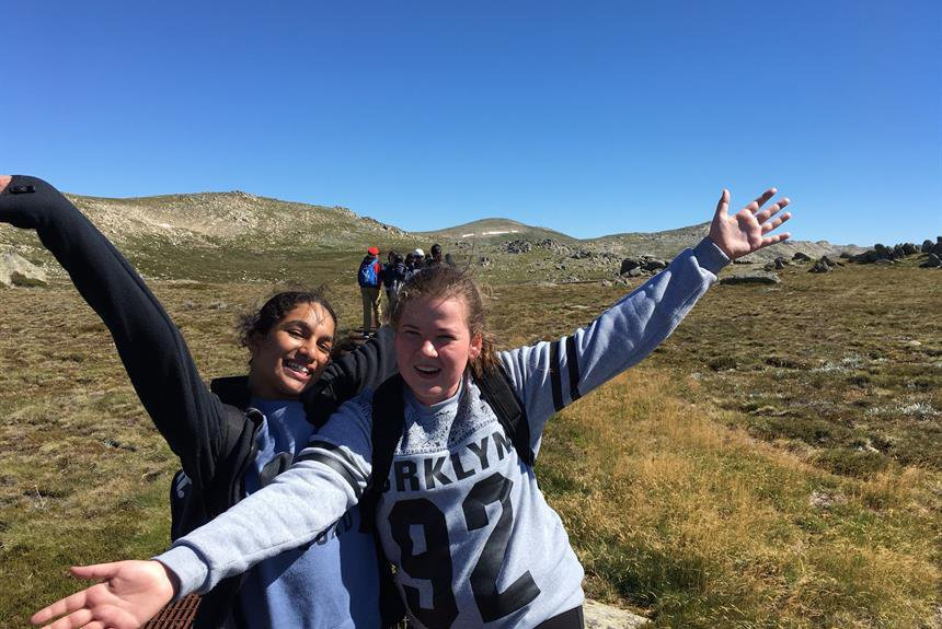 Year 8 Camp to the Snowy Mountains