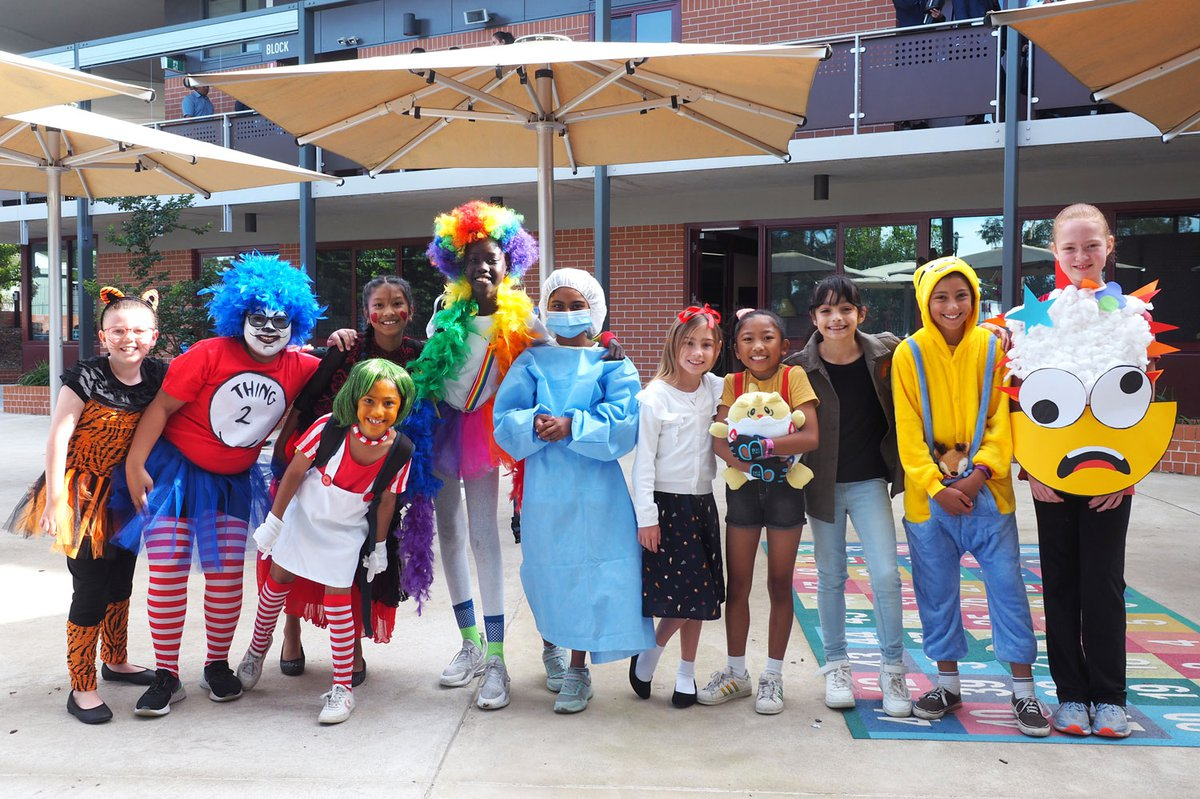 Book Week 2020 (Oakhurst Campus)