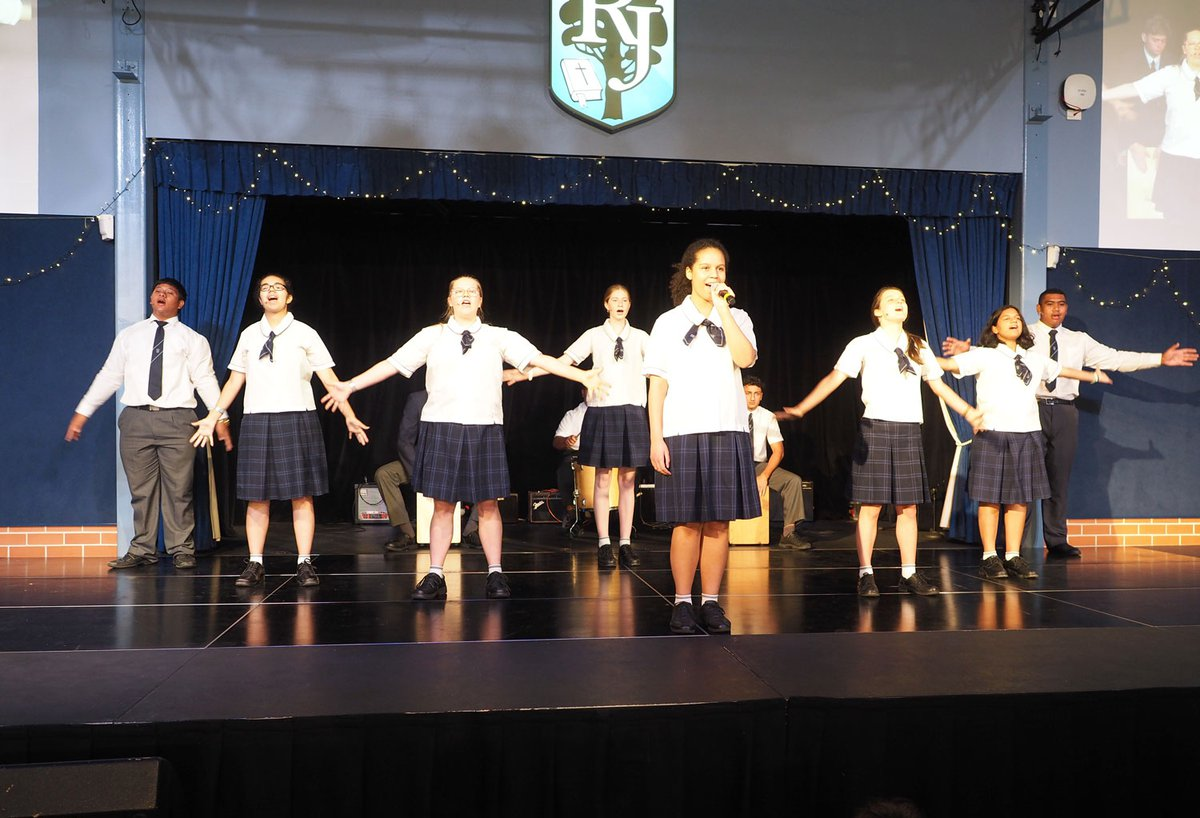 RJ Day Assemblies