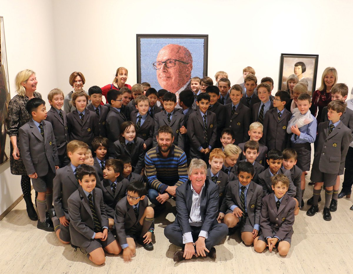 Edgecliff Prep's Archibald Prize success!