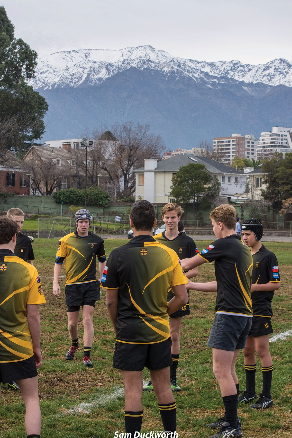 Chile and Argentina rugby tour