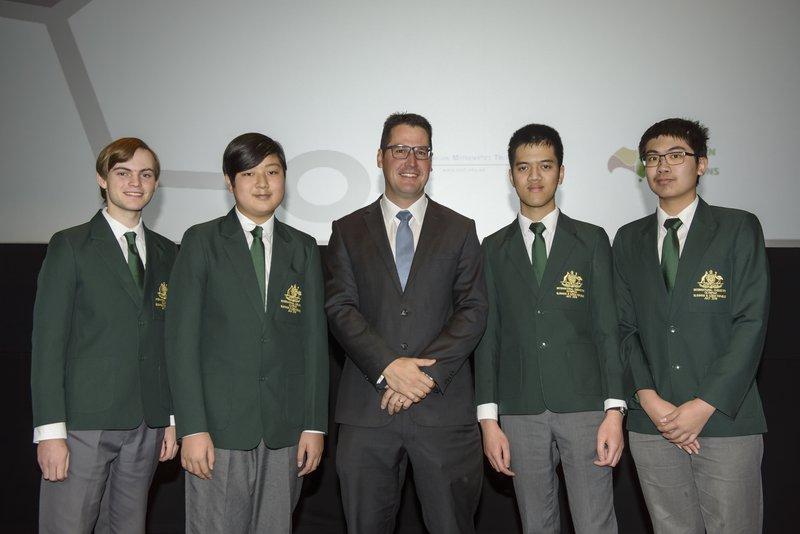2018 Australian Chemistry Olympiad
