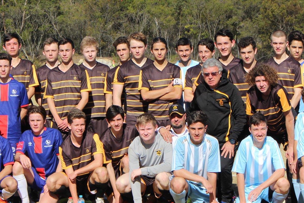 St Pius X College Football Tournament, July 2018