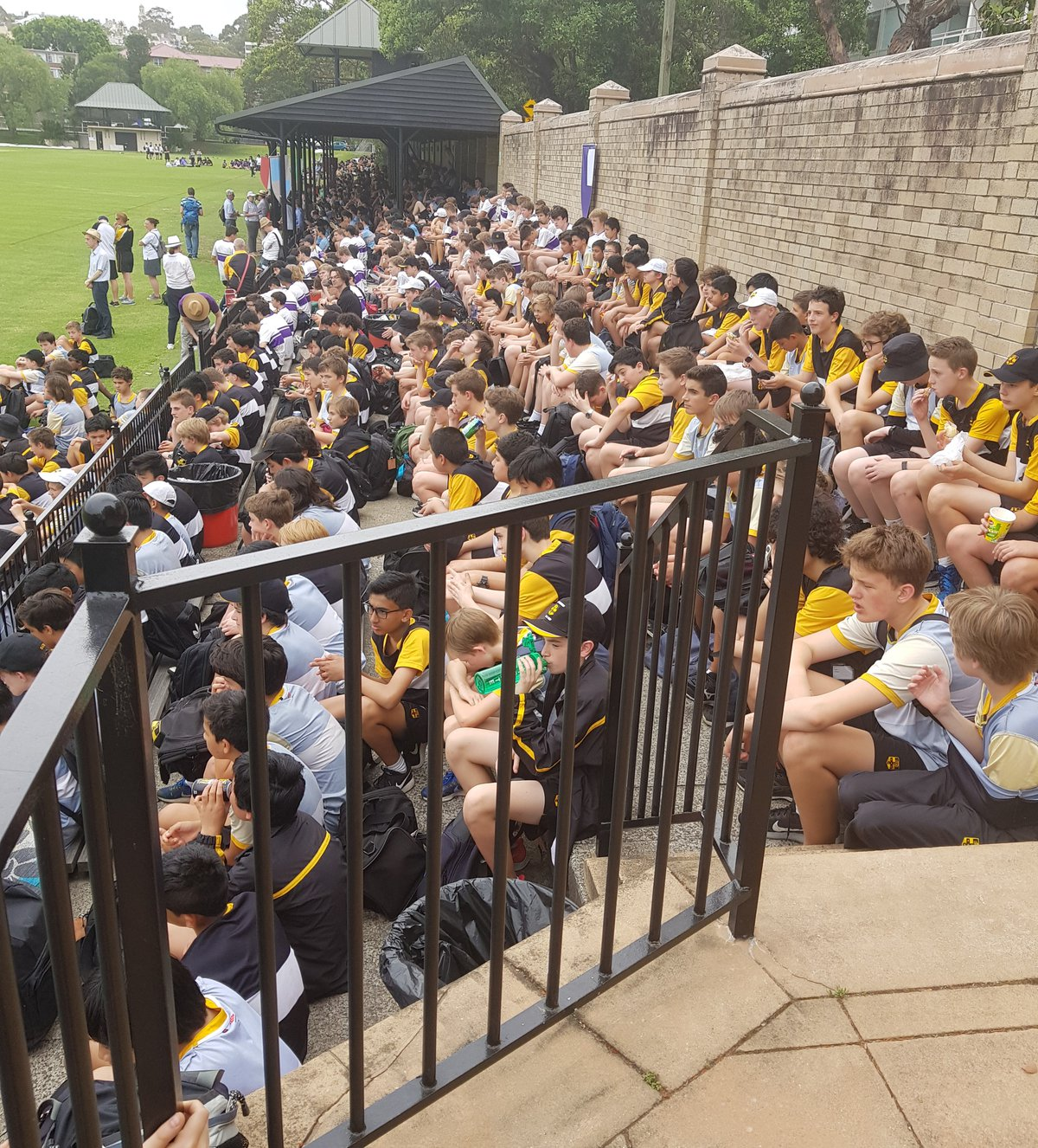 House Sports Day 2019 - JKR wins